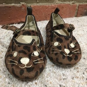 GAP Shoes - Baby Gap Kitty Flats sz 7